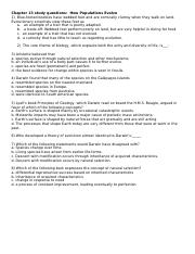 Biol 1407s16--Chapter 13 study questions.docx