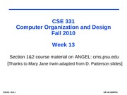 cse331-week13sp2010