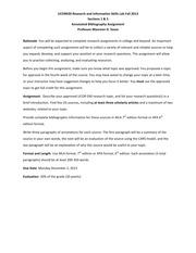 criteria for evaluating a thesis manuscript