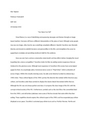 superman and me write ±he larger discussion establishes  4 pages the essay