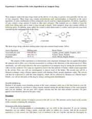 Exp 1- Isolation of active ingredient in analgesic.pdf