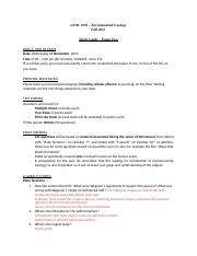 GEOL 1005 Study guide_Exam 2.docx