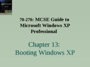 Windows Xp Professional Chapter 13