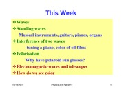 Physics214Week13