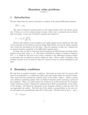 Lecture 5 on Introduction to Classical Electrodynamics