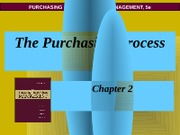 01M-Chapter 2 Purchasing Process