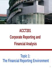 ACCT201-Topic01-FinancialReportingEnvironment