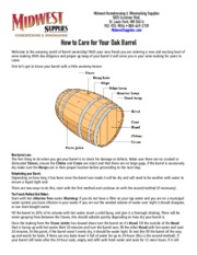 Barrel Care 2