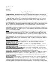 chapter 25 vocab apush 2 essay