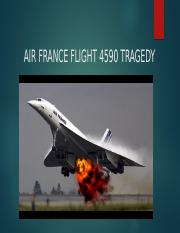 Air France flight 4590