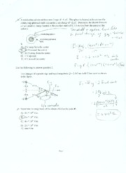 Practice Final A solutions