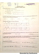 Slope and Linear Functions