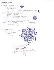 Islam Quiz With Drawing Examples