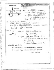 1294_Mechanics Homework Mechanics of Materials Solution