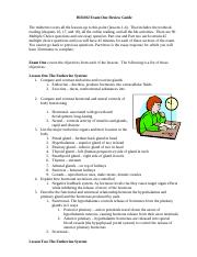 BIO202 Exam One  Review Guiderev (1).doc