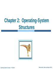 Lec_02 Operating-System Structures(1)