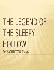 THE LEGEND OF THE SLEEPY HOLLOW.pptx