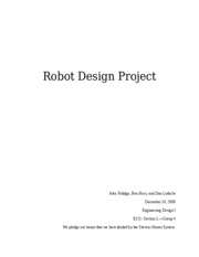 Robot Report title page
