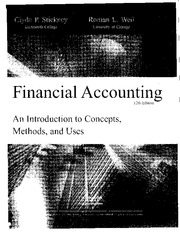Financial Accounting An Introduction to Concepts-Methods and