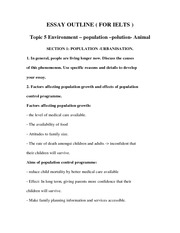essay_outline_5_1_environment