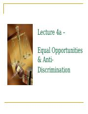 Lecture 4a_ Equal Opportunities.ppt