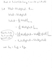 15.3 Proofs of Partial Differentiation Rules