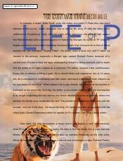 synopsis of life of pi.docx