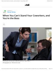 When You Can't Stand Your Coworkers, and You're the Boss - Money Talking - WNYC.pdf