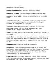 Key Accounting Definations.docx