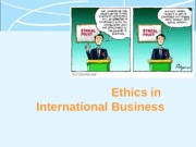 Lecture 11 Ethics