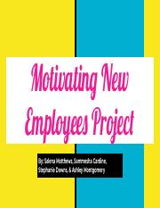 Motivating New Employees Project.pdf