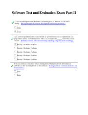 Software Test and Evaluation Exam Part II.pdf