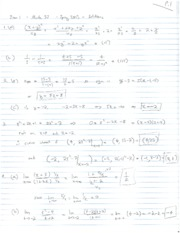 2013 Spring - Exam 1 - Math 30 - solutions