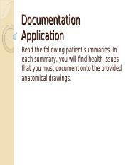 HCIS255_r4_wk4_Documentation_Application (3)powerpoint