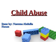 19 - Child Abuse Part2
