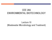 12 wastewater microbiology