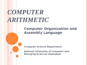 40-41-Computer+Arithmetic
