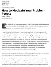 How to Motivate Your Problem People.pdf