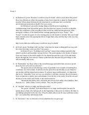 monroe college essay
