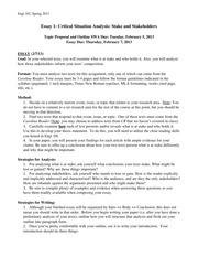 Maus essay topics