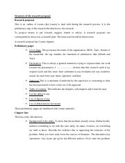 Structure of a research proposal.doc