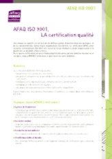 AFNOR-Certification-ISO-9001