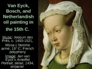 Early Netherlandish class with Bosch (fall)