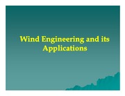 CES5587_Wind_Engineering PPT