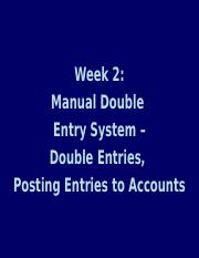 Week2a.ManualDoubleEntrySystem.ppt