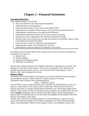 Financial+chapter 2