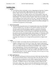 Literary analysis essay on bartleby the scrivener