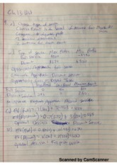 Bus 104 HW 7 Solutions