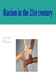 21st century racism in canada essay Aids-sex-africa theory is today's scientific racism nott translated arthur de gobineau's an essay on the and the concept survived into the 21st century.