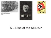 1046_5 Rise of the NSDAP